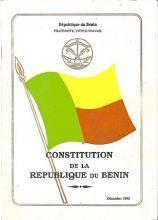 constitution_du_benin