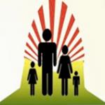 Bénin: le linge sale à laver en famille.