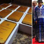 Au Nigeria, un mariage doré chez les Goodluck !