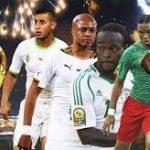Cinq petits nègres en Coupe du monde
