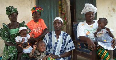 polygamie en Afrique