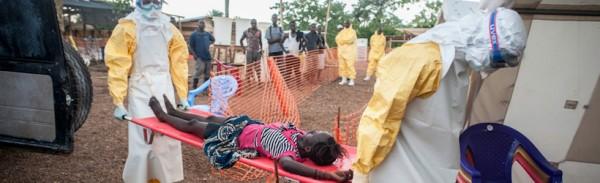 Ebola en Afrique de l'ouest