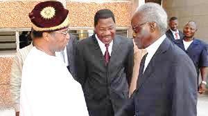 Les presidents du Benin démocratiques
