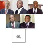 bal masqué des candidats aux présidentielles Bénin 2016